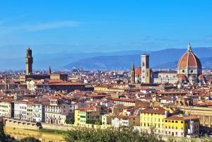 Historic Center, Accademia & Uffizi Guided Tour