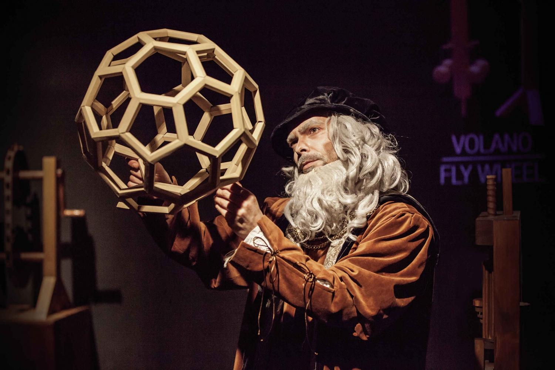 Leonardo Da Vinci Guided Tour
