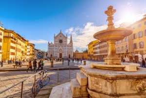 Livorno: Florence & Pisa Shore Excursion with Food Tasting