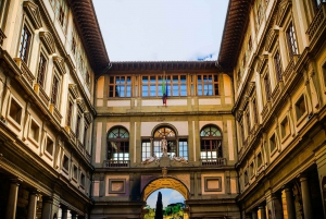 Masterpieces of the Uffizi Gallery Skip-the-Line Tour