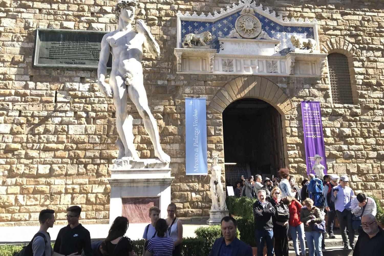 Michelangelo and Donatello Artworks Tour