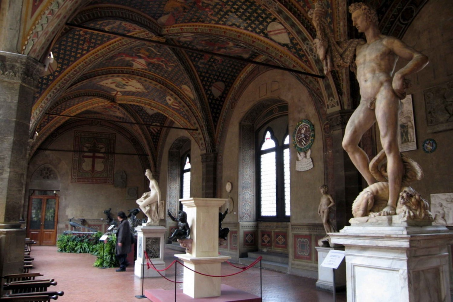 Michelangelo & Donatello: 2-Hour Bargello Museum Tour