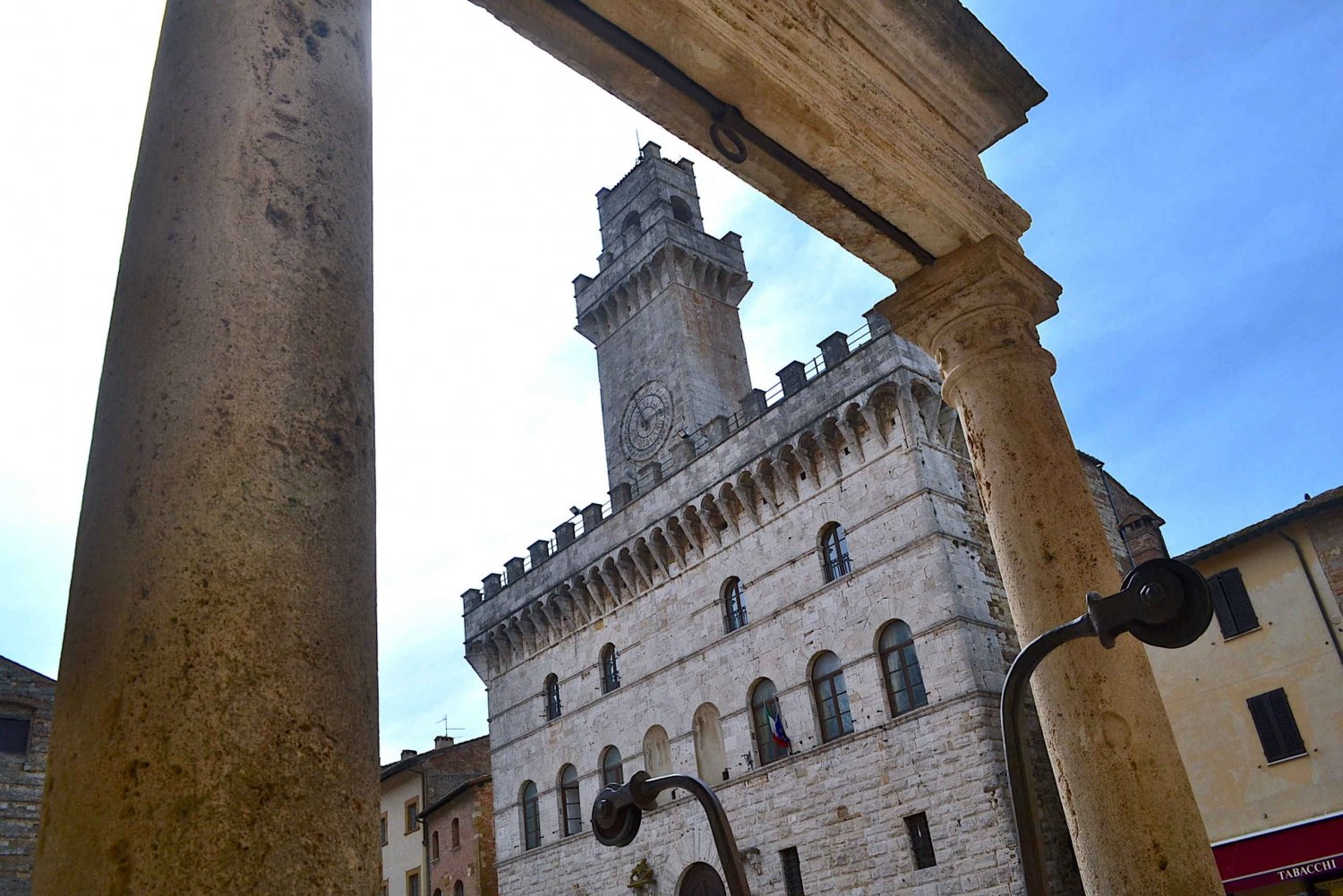 Montepulciano Wine Day Tour with Lunch from Florence