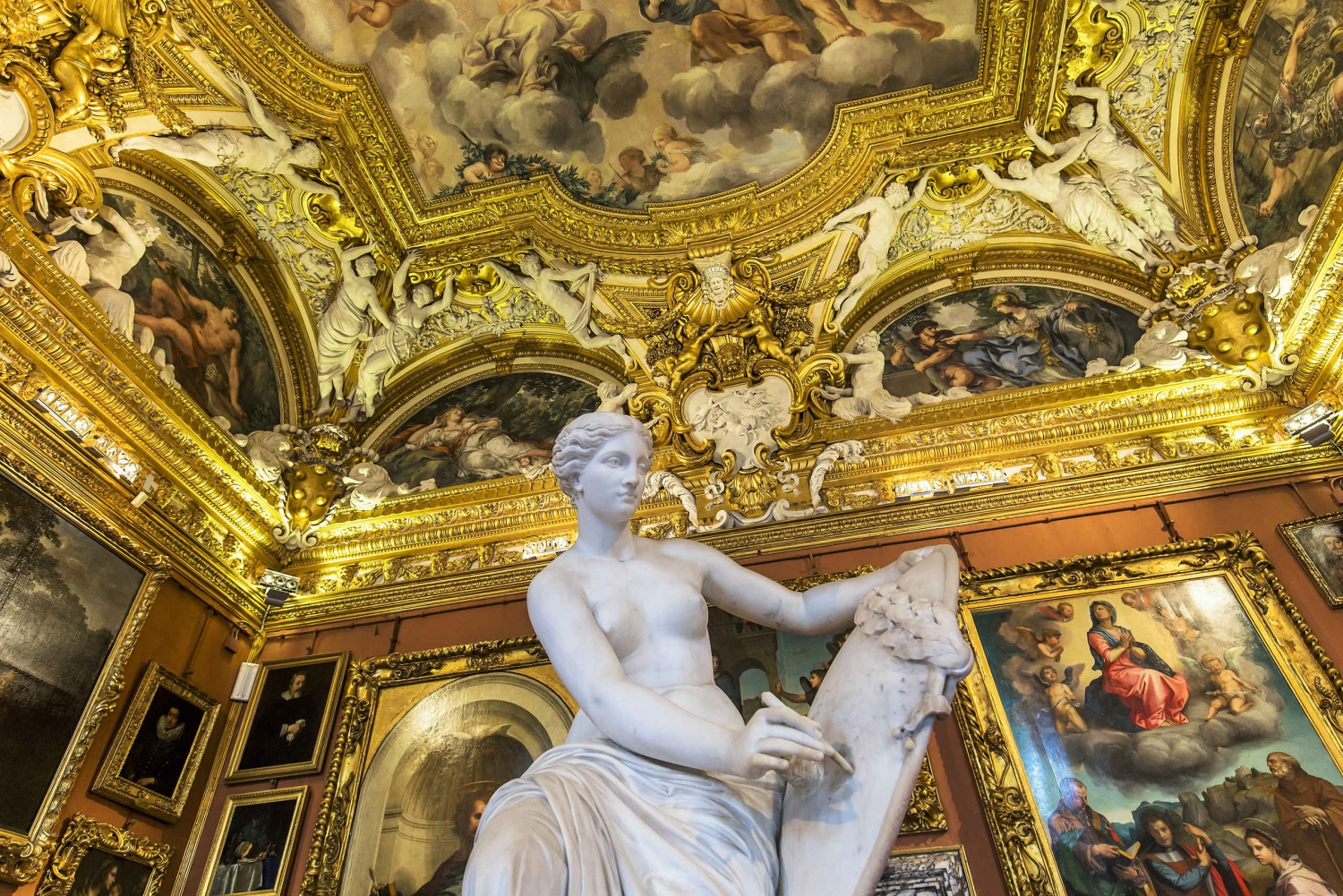 Palatine Gallery at Pitti Palace – Skip the Line Guided Tour
