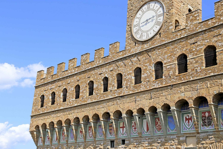 Palazzo Vecchio Entrance Ticket & Audioguide