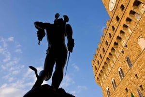 Palazzo Vecchio: Museum and Tower Guided Private Tour