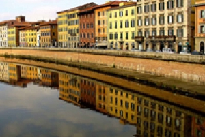 Pisa from Florence Half-Day Private Van Tour