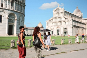 Pisa: Half-Day Afternoon Tour from Florence