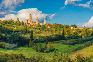 Pisa, Siena, San Gimignano with Lunch and Wine in Chianti