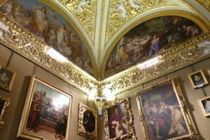 Pitti Palace and Boboli Gardens Private Tour