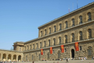 Pitti Palace Guided Tour: Magnificence of the Medici Dinasty