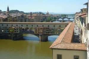 Ponte Vecchio Rafting Experience with Aperitif