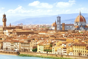 Private Full-Day Tour of Pisa and Florence from Rome