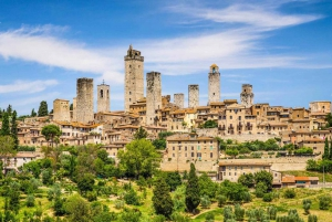 Private Siena & San Gimignano Day Trip From Florence