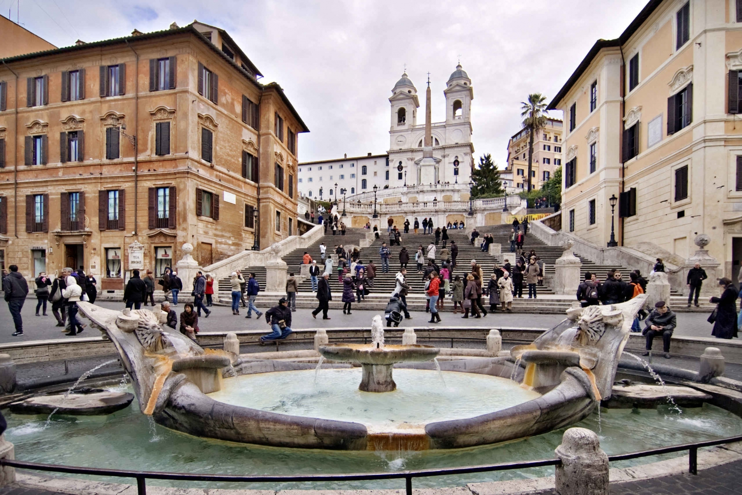 Rome 2-Day Mini Break from Florence with Accommodation