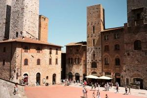 S. Gimignano, Siena, Chianti: Escorted Tour, Lunch & Tasting