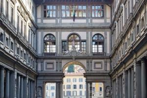Semi-Private Uffizi Gallery Tour