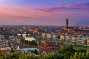 Semi-Private Walking Tour with Tuscan Dinner