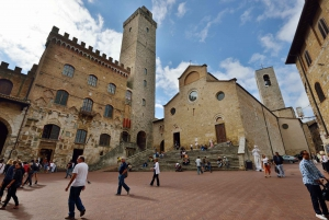 Siena, San Gimignano and Chianti Experience