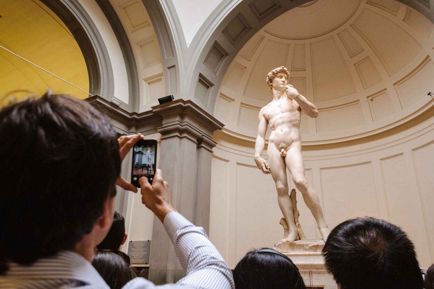 Skip-the-Line Accademia Visit and Florence Walking Tour
