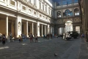 Skip the Line Uffizi Guided Tour and Walking Tour