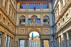 Skip-the-Line Uffizi Museum Tour Kids & Families