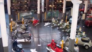 The Piaggio Museum