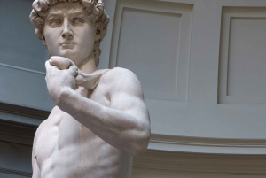 Tour for Kids w/ Michelangelo Statue of David