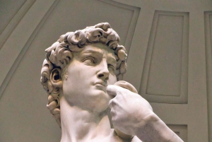 Tour of Accademia and Uffizi Galleries