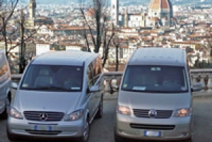 Transfer to or from the Florence Airport by Deluxe Van