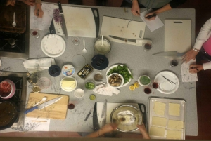 Tuscan Cooking Course with Dinner