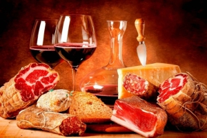 Tuscan Delicious Food Degustation Private Tour