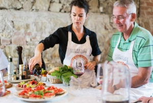 Tuscany: A Full Day in Winery of San Gimignano