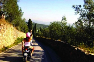 Tuscany by Vespa Full-Day Tour to Chianti Wine Region