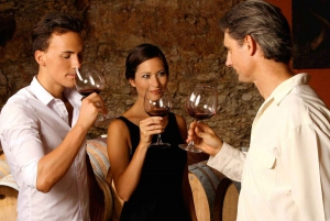 Tuscany: Florentine Steak with Wines in San Gimignano Winery