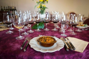 Tuscany: Vegan Meal in a Winery of San Gimignano