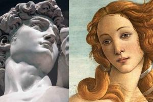 Uffizi & Accademia Gallery with David Private Tour