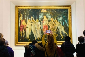 Uffizi and Accademia Galleries Tour