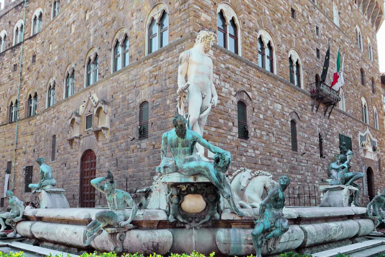 Uffizi Gallery and City Walking Tour