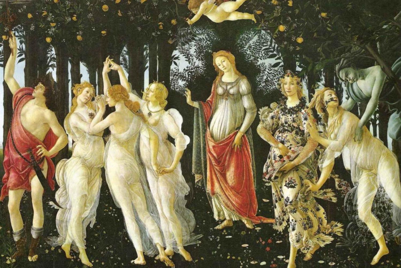 Uffizi Gallery and Michelangelo's David Combined Tour
