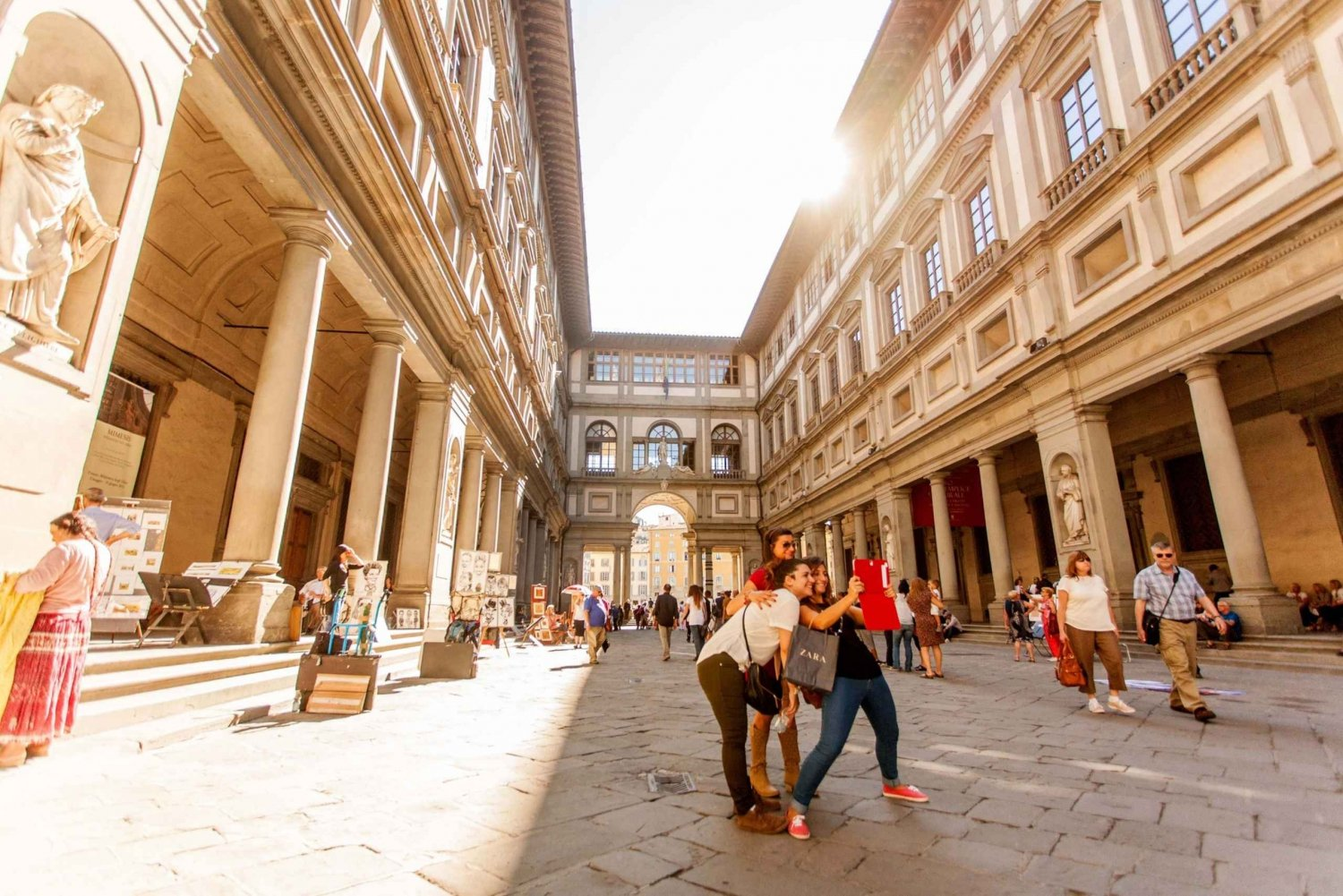 Uffizi Gallery Guided Tour and Skip-the-Line Ticket