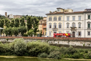 Uffizi Gallery Guided Tour & Hop-on Hop-off Bus Tour Ticket