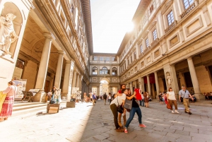 Uffizi Gallery Guided Tour & Skip-the-Line Ticket