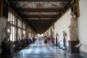 Uffizi Gallery: Guided Tour with Skip-the-Line Ticket