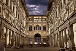 Uffizi Gallery: Live Tour with City Guide Audio App
