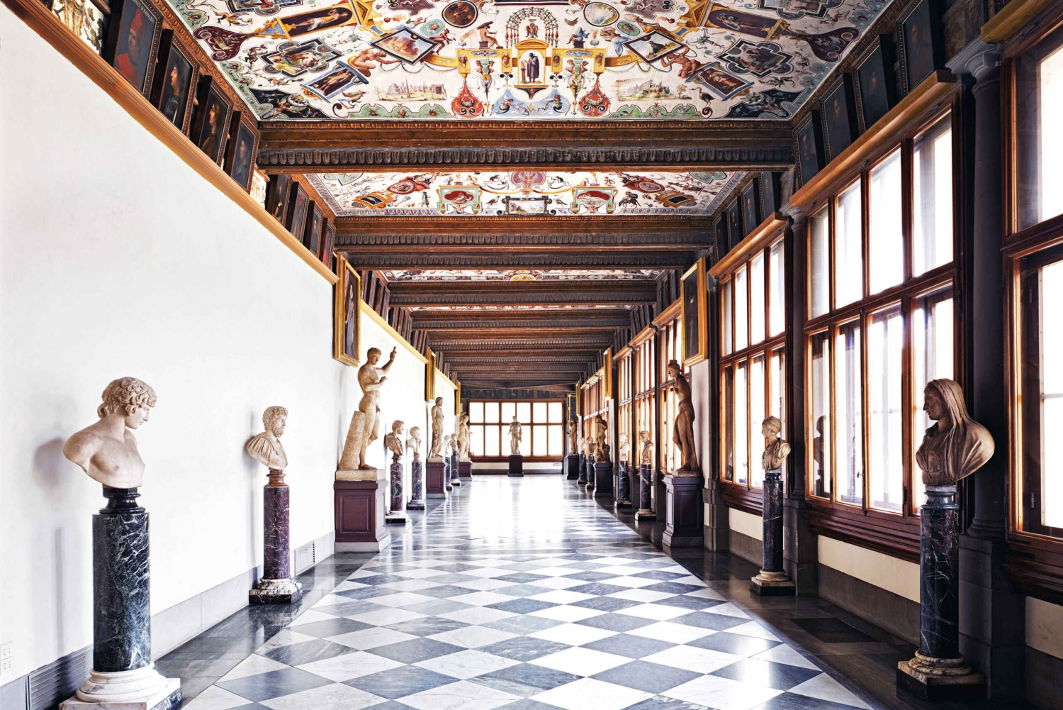 Uffizi Gallery Priority Entrance Tour