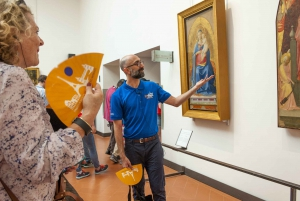 Uffizi Gallery: Small Group Guided Tour with Skip-the-Line