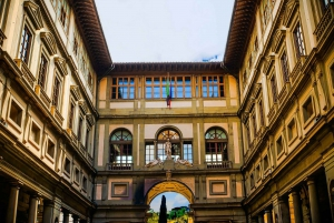 Uffizi Skip-the-Line Entry & Guided Tour