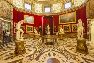 Uffizi Tickets and Audio Guide