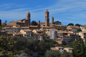 Val d'Orcia Highlights Tour with Wine Tasting
